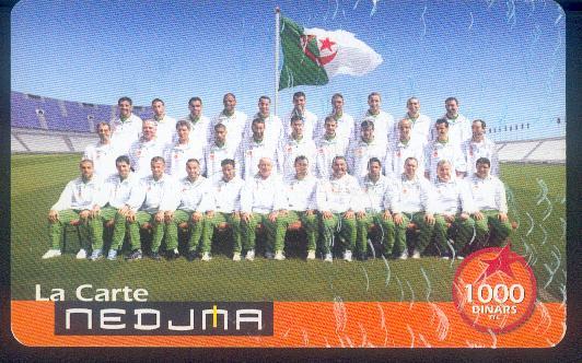 Nedjema : Equipe nationale Nej1